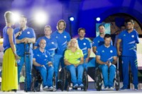 SLO, Olympic Games - Presentation of Slovenian Paralympics? Team for Rio 2016