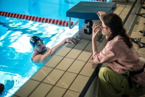 Športni duh ne izbira telesa - plavanje